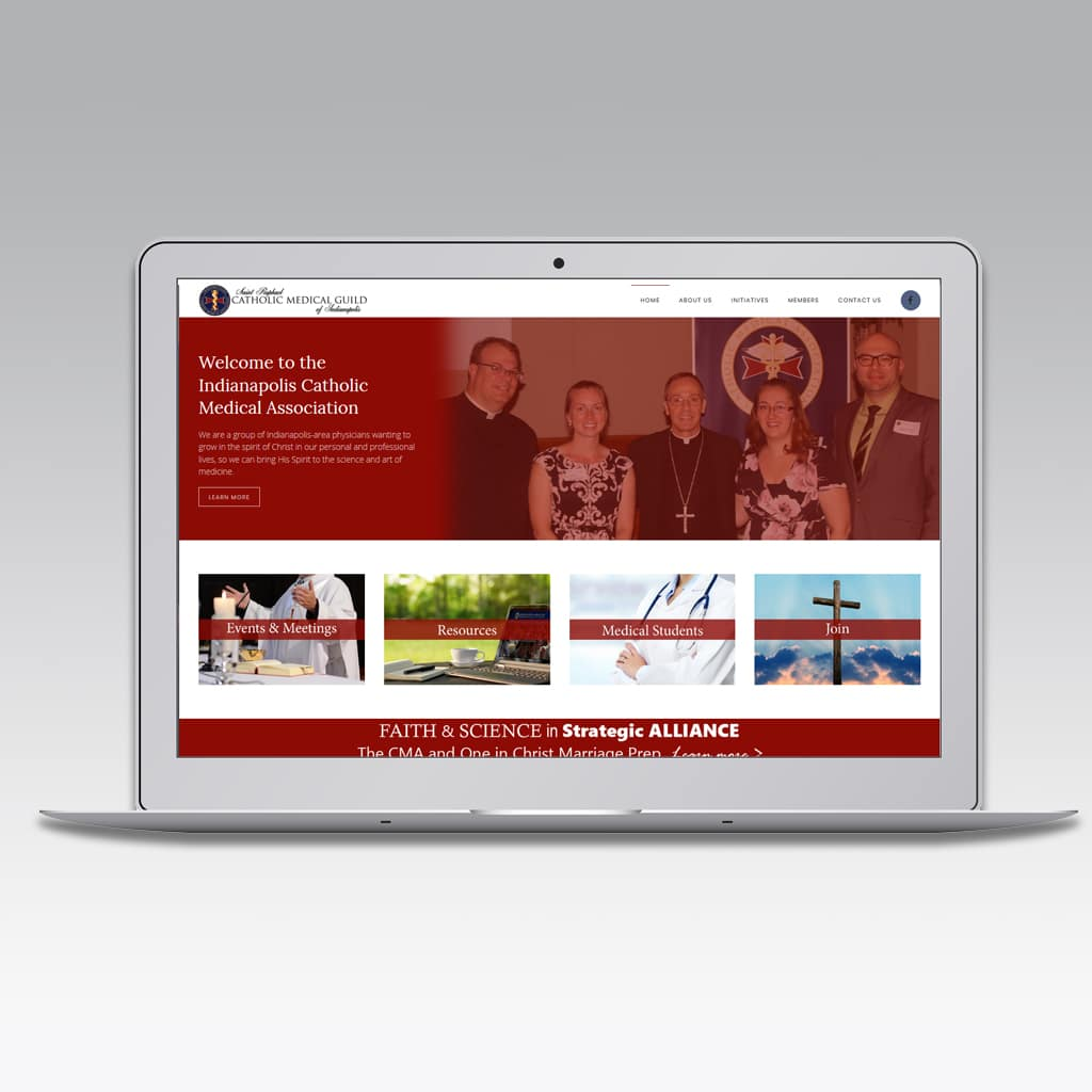 IndyCathMedWebsite